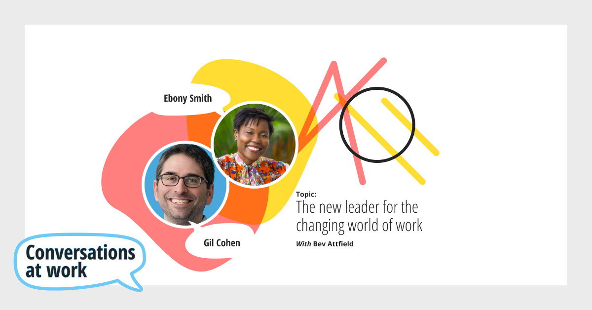 The new leader for the changing world of work