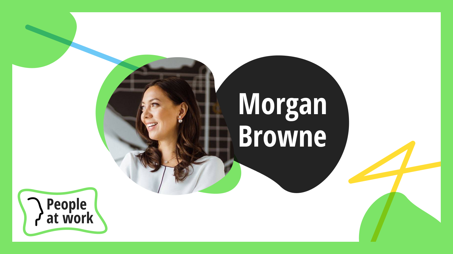 Starting with core values with Morgan Browne