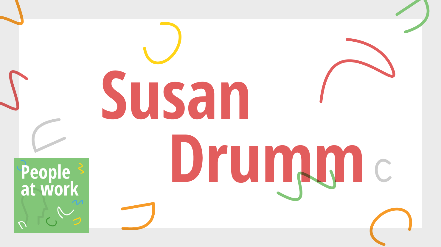 A different way to build resilience with Susan Drumm