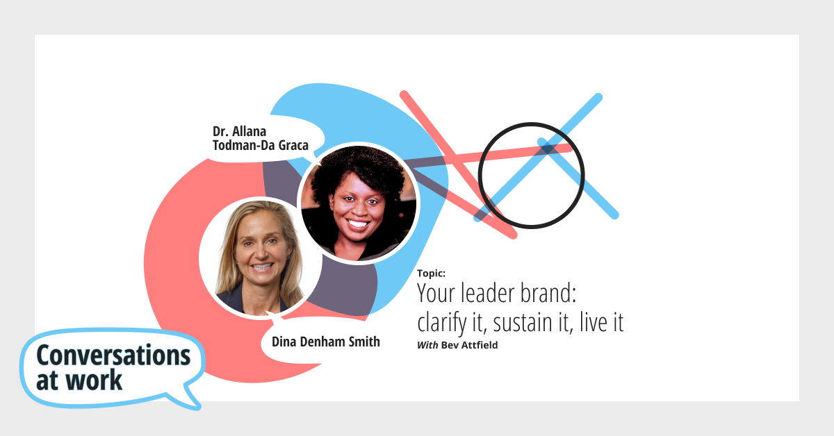 Your leader brand: clarify it, sustain it, live it